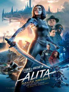 Alita Savaş Meleği izle 2019 Full | 720p